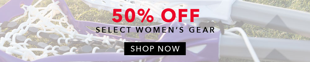 Additional 50% Off Select Women's Gear