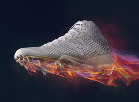 New Balance Burn X Cleats