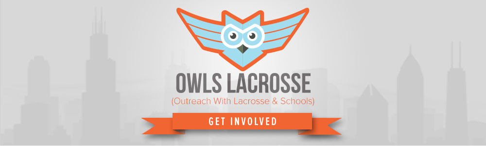 Support OWLS Lacrosse with Total Lacrosse, Maverik and Cascade