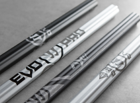 Warrior Evo Shafts