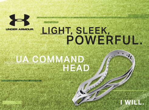 Under Armour Command Heads