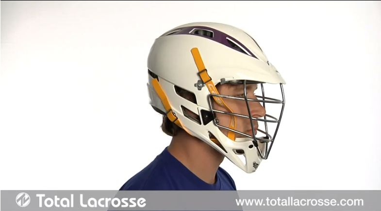 How To Fit Lacrosse Helmets